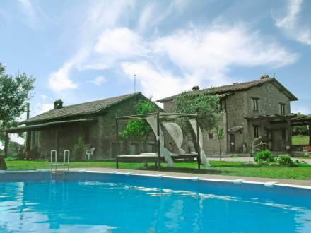 Holiday Home Il Casale Tarano