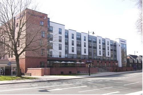 Premier Inn Shrewsbury Town Centre