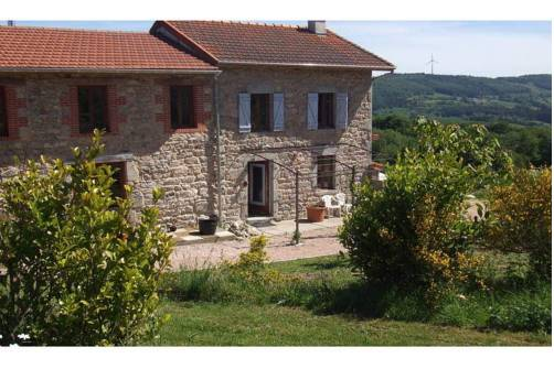 Holiday Home Le Grand Auvergne Lavoine