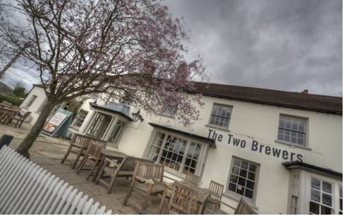 Two Brewers Hotel by Good Night Inns