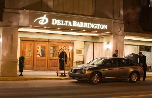 Delta Barrington