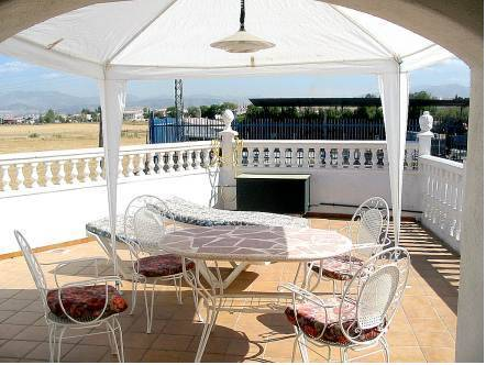 Holiday home Ctra Motril Alhendin