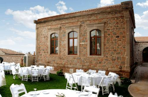 Les Pergamon Hotel