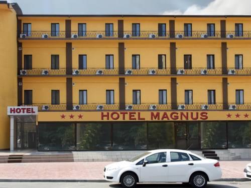 Hotel Magnus Galati