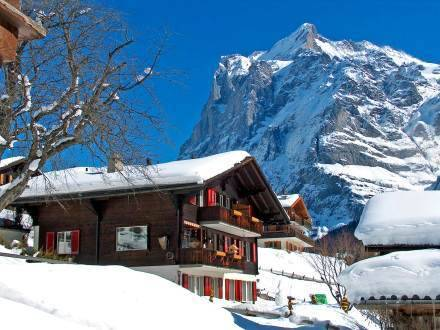 Apartment Studio Ost Grindelwald