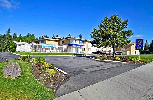 Motel 6 Spokane West-Downtown