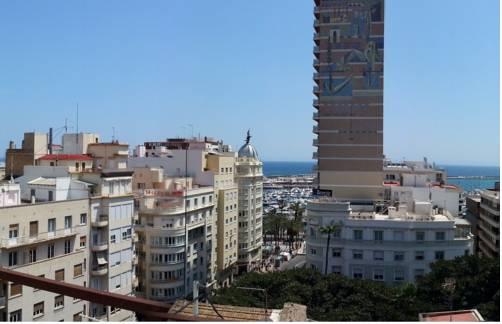 Hostal Mendez Nuñez Alicante