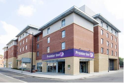 Premier Inn Lincoln City Centre