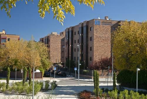 Aparthotel Convención-Barajas