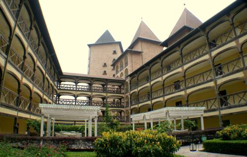 The Chateau Spa and Organic Wellness Resort