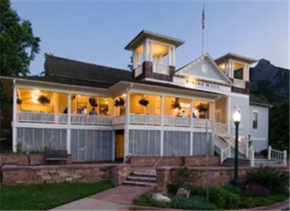 Colorado Chautauqua Cottages