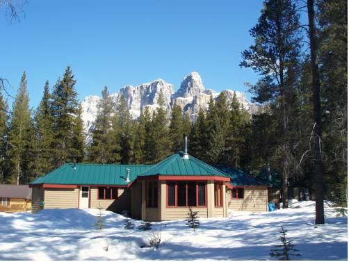 HI-Castle Mountain Hostel