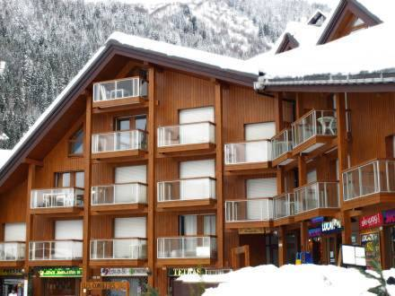 Apartment Combettes II Contamines Montjoie