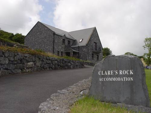 Clare's Rock - Hostel, Self-catering and B&B