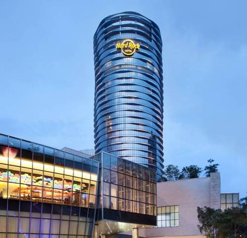 City of Dreams - Hard Rock Hotel