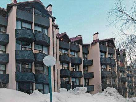 Apartment Grand Roc II Argentiere