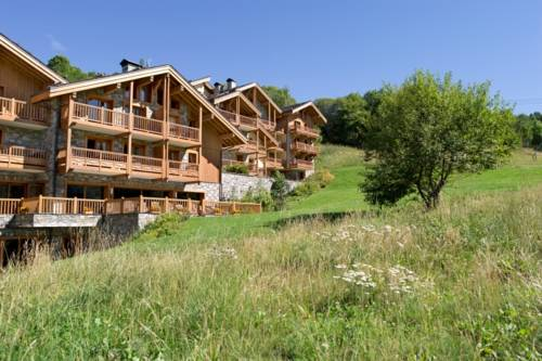 Residence CGH Les Chalets Du Gypse