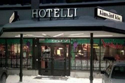 Hotel Jämsänukko