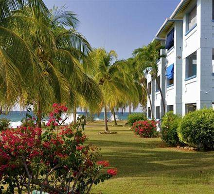 Carib Beach Apartments Negril