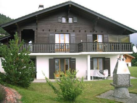 Holiday Home Montagny Ayent