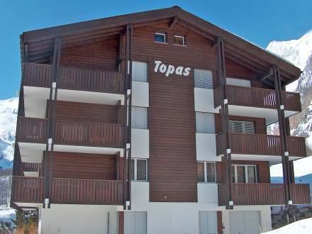 Apartment Haus Topas I Saas Fee