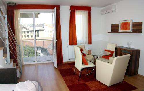Bed and Breakfast Apartman Budapest
