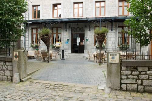 Hotel Au Vieux Durbuy
