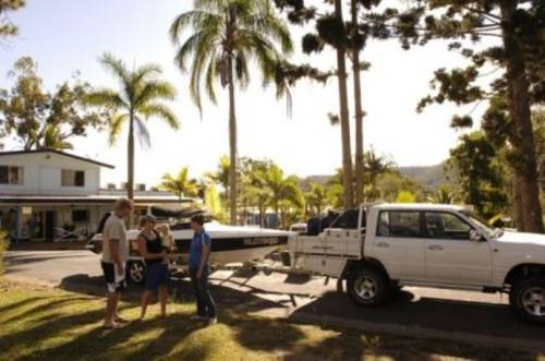 Discovery Holiday Parks - Lake Tinaroo