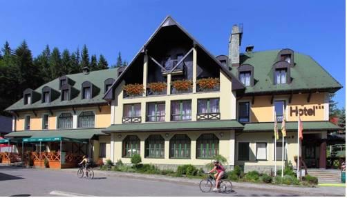 Hotel Raztoka
