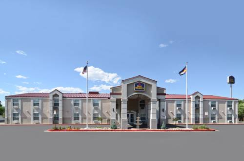 Best Western Executive Inn & Suites Colorado Springs