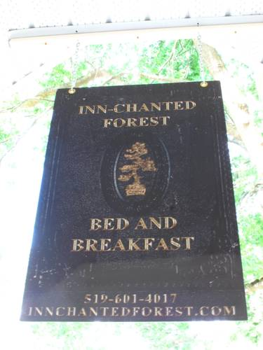Inn-Chanted Forest B&B