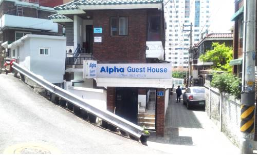 Sinchon Alpha Guest House 4