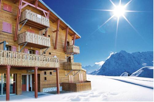 Apartment Les Chalets De L Adet Saint Lary Soulan