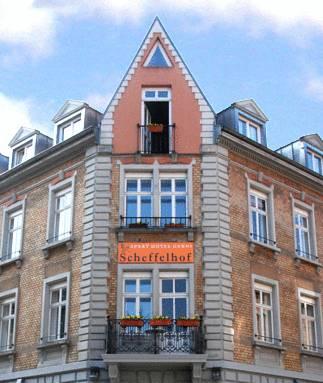 Apart Hotel Scheffelhof