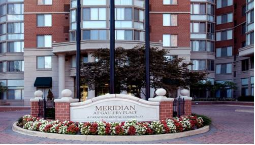 Zen Hospitality at Meridian at Gallery Place