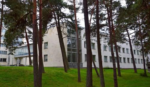 Sanatorium Jantarny Bereg