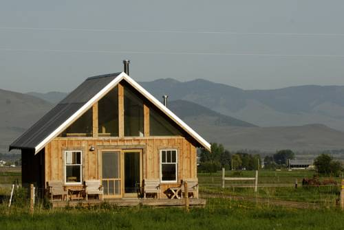 Foothill Farm Cabin