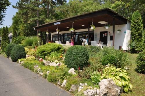 Aqua Camp Mobilházak - Park Kemping Vonyarcvashegy
