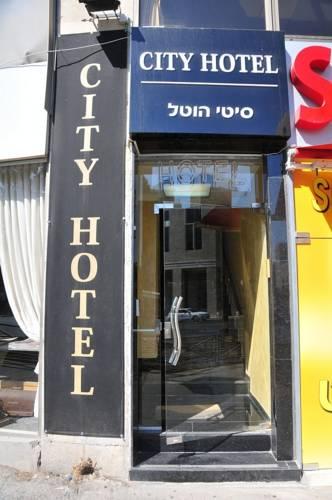 City Hotel Jerusalem