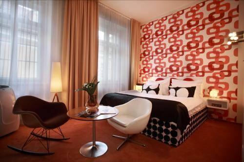 Vintage Design Hotel Sax