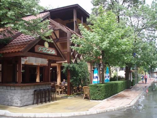 Hotel Villa Bora