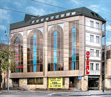 Zirka Hotel