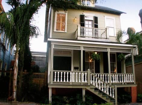 Savannah Dream Vacations - 1006 Drayton Street