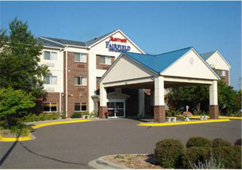 Fairfield Inn by Marriott St Paul Roseville