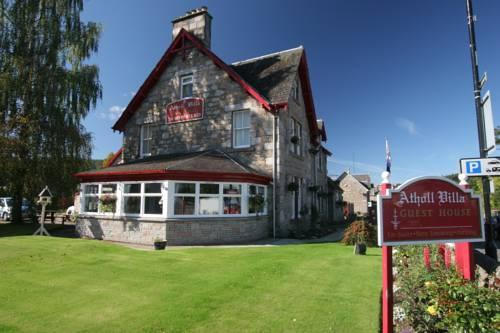 Atholl Villa Guest House