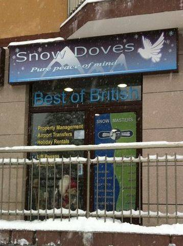 Snow Doves Borovets Apartments