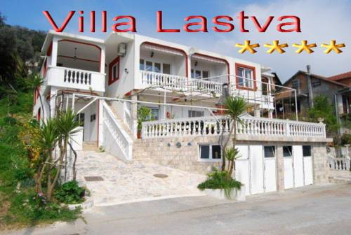 Villa Lastva Apartments
