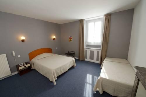 Hôtel Saint-Patrick