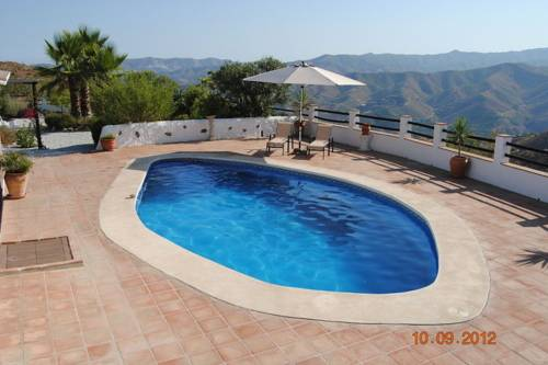 Holiday Home Cortijo Germanes Benamargosa
