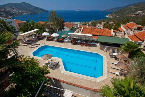Beautiful Kalkan Town Villas